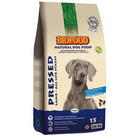Hondenvoer Biofood geperst lam