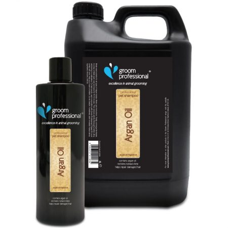 Groom Professional Argan Oil Shampoo