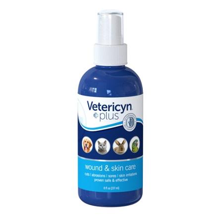 Vetericyn huidverzorging spray