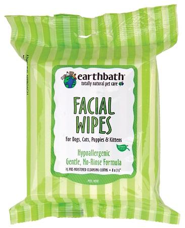 Earthbath Facial Wipes