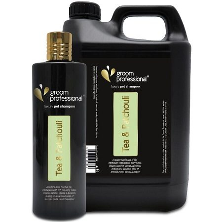 Groom Professional Exclusive Tea & Patchouli Shampoo