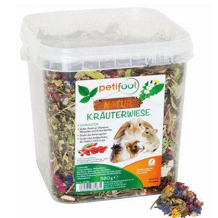Petifool Kräuterwiese 380 gram