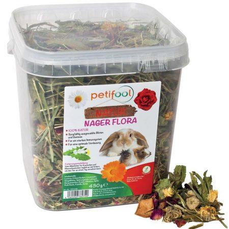 Petifool Nager Flora 430 gram