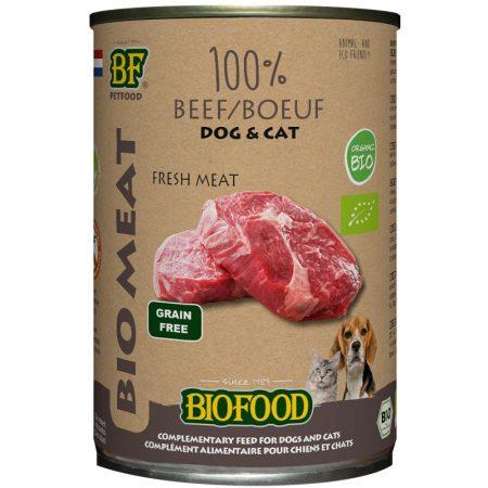 Bio 100% rund 400 gram